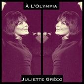 À L'Olympia by Juliette Greco