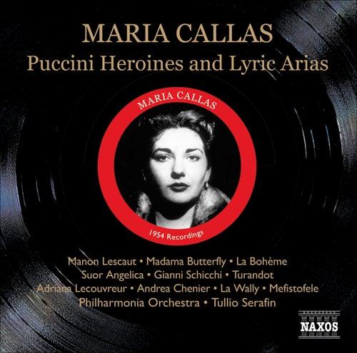 Callas, Maria: Puccini Heroines / Lyric Arias (1954) by Maria Callas
