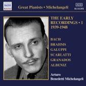 Michelangeli, Arturo Benedetti: Early Recordings, Vol. 1 (1939-1948) de Arturo Benedetti Michelangeli