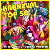 Karneval Top 50 - The Very Best Of German Karneval by Various Artists