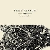 Live In Italy von Bert Jansch