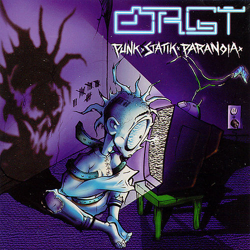 Punk Static Paranoia by Orgy