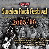 Sweden Rock Festival (Best Of 2005 / 2006, Vol. 3) de Various Artists