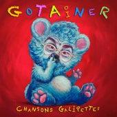 Chansons galipettes de Richard Gotainer