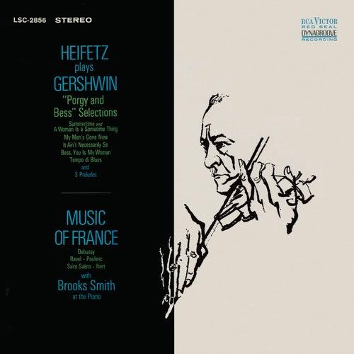 Gershwin: Selections, Music Of France by Jascha Heifetz