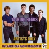 Artists Only (Live) von Talking Heads