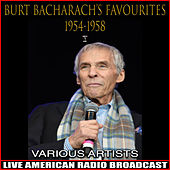 Burt Bacharach's Favourites 1954-1958 de Various Artists