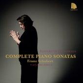 Franz Schubert: Complete Piano Sonatas von Elisabeth Leonskaja