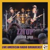 Thank You (Live) de ZZ Top
