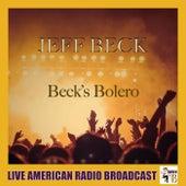 Beck's Bolero (Live) van Jeff Beck