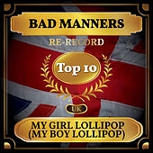 My Girl Lollipop (My Boy Lollipop) (UK Chart Top 40 - No. 9) by Bad Manners