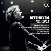 Beethoven: Concerto No.3 & Triple Concerto de Martin Helmchen