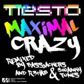 Maximal Crazy Remixes by Tiësto