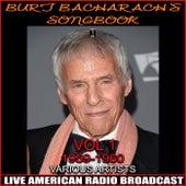 Burt Bacharach Songbook Vol. 1 de Various Artists