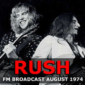Rush FM Broadcast August 1974 by Rush