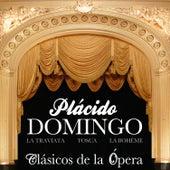 Plácido Domingo. Clásicos de la Opera. La Traviata, Tosca, La Bohème by Various Artists