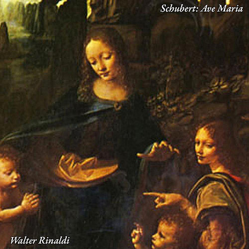 Ave Maria for Piano Solo - Ellen's Gesang III, Op. 56, No. 6, D. 839 by Walter Rinaldi