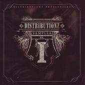 Distributionz Sampler Nr.1 von Various Artists