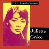 N° 6 - 10 ans de chansons von Juliette Greco