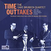 Time Outtakes de The Dave Brubeck Quartet