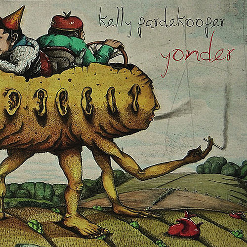 Yonder by Kelly Pardekooper
