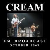 Cream FM Broadcast October 1969 by Cream