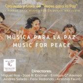 Música para la Paz (En Vivo) von Orquesta y Coro de Voces para la Paz