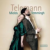 Telemann: Cantatas & Sonatas by Dorothee Mields