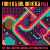 Funk & Soul Rarities: The Finest Tracks from the Silver Fox Archives, Vol. 1 by Various Artists