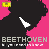 Beethoven - All you need to know by Ludwig van Beethoven