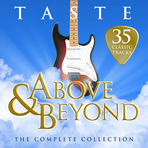 Above & Beyond - Taste by Taste