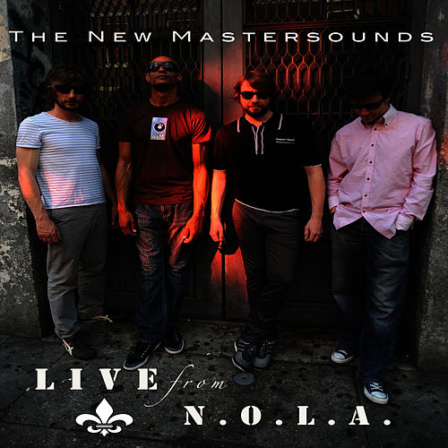 Live from N.O.L.A. by New Mastersounds
