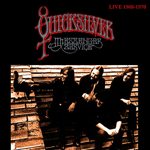 Live 1968-1970 by Quicksilver Messenger Service