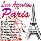 Love Acordion  Paris von Various Artists