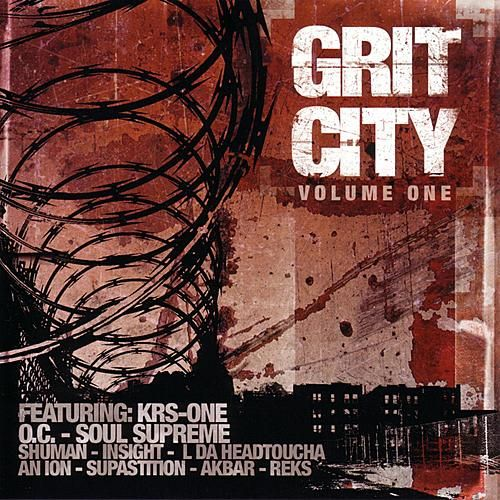 Grit City Volume One by Various Artists