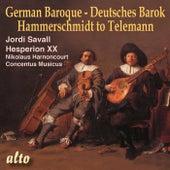 German Baroque - Deutsches Barock - Hammerschmidt to Telemann von Various Artists