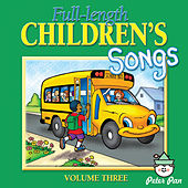 Full-length Children's Songs, Vol. 3 by Twin Sisters Productions