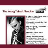 The Young Yehudi Menuhin by Yehudi Menuhin