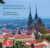 Korngold: Piano Quintet in E Major, Op. 15 – Janáček: String Quartet No. 2, JW VII/13