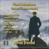 Piano Masterpieces: Schubert & Beethoven Recital von Alfred Brendel