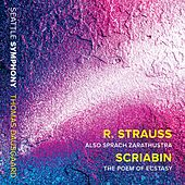 R. Strauss: Also sprach Zarathustra, Op. 30, Trv 176 - Scriabin: The Poem of Ecstasy, Op. 54 (Live) by Seattle Symphony