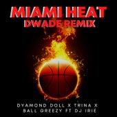 Miami Heat (Dwade Remix) de Dyamond Doll