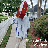 Won't Be Back No More by Luther Guitar Junior Johnson