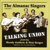 Almanac Singers: Talking Union (1941-1942) by Various Artists
