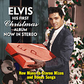 Elvis His First Christmas Album Now in Stereo (New Mono to Stereo Mixes) de Elvis Presley