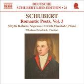 Schubert: Lied Edition 26 - Romantic Poets, Vol. 3 by Ulrich  Eisenlohr