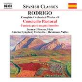 Rodrigo: Concierto Pastorale / Fantasia Para Un Gentilhombre (Complete Orchestral Works, Vol. 8) by Joanna G'froerer