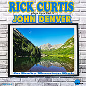 Portrait of John Denver by Rick Curtis