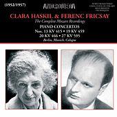 Clara Haskil and Ferenc Fricsay the complete Mozart Recordings von Clara Haskil