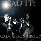 Gad It? van GAD